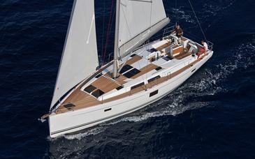 Yacht charter Hanse 455 | C-SY-4118