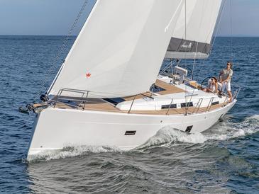 Pronájem lodí Hanse 458 | C-SY-4112