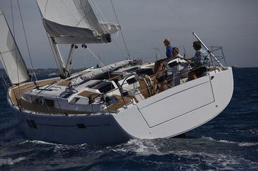 Pronájem lodí Hanse 505 | C-SY-3909