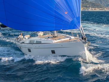 Yacht charter Hanse 508 | C-SY-3956