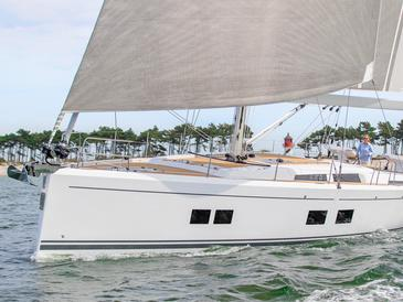 Yacht charter Hanse 548 | C-SY-3927