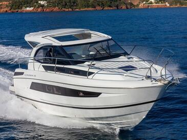 Yacht charter Jeanneau Leader 33 | C-MB-4266