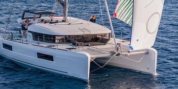 Yacht charter Lagoon 40 | C-SY-3996