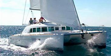 Yacht charter Lagoon 440 | C-SY-3843