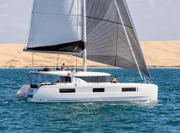 Yacht charter Lagoon 46 | C-SY-4178
