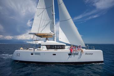 Yacht charter Lagoon 52 | C-SY-3765