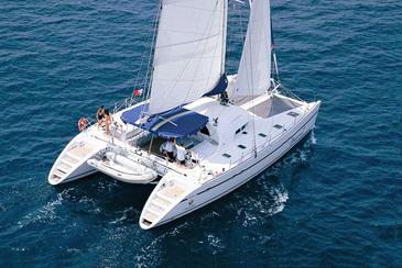 Charter jachtów Lagoon 570 | C-SY-1204