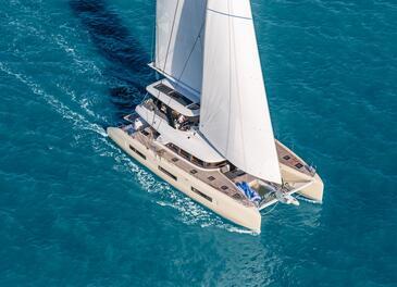 Yacht charter Lagoon 65   C-SY-4157