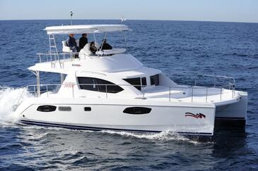 Yacht charter Leopard 39PC | C-MB-4193