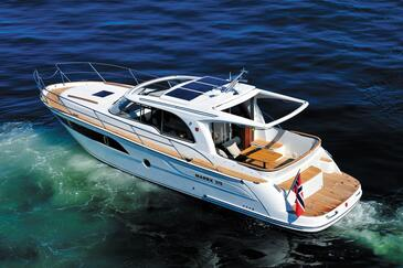 Yacht charter Marex 375 | C-MB-4261