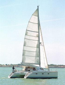 Чартер Nautitech 40 | C-SY-527
