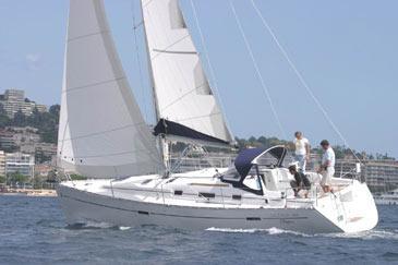 Charter jachtów Beneteau Oceanis 343 | C-SY-717