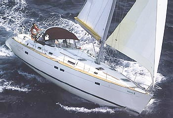 Yacht charter Beneteau Oceanis 411 | C-SY-598