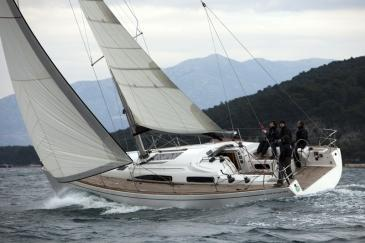 Yacht charter Salona 44   C-SY-4286