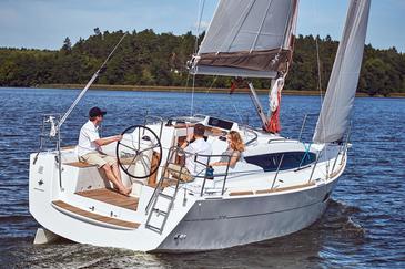 Charter hajózási eszközök Sun Odyssey 319 | C-SY-3795