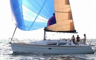 Charter jachtów Sun Odyssey 35 | C-SY-405
