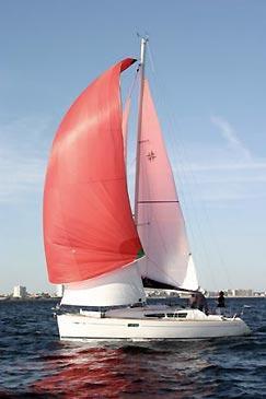 Yacht charter Sun Odyssey 36i | C-SY-982