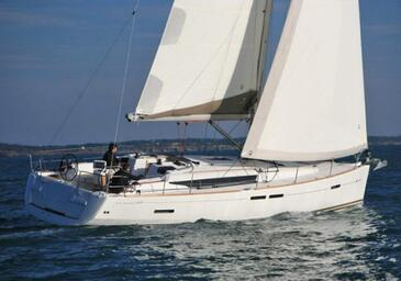 Yacht charter Sun Odyssey 449 | C-SY-4063