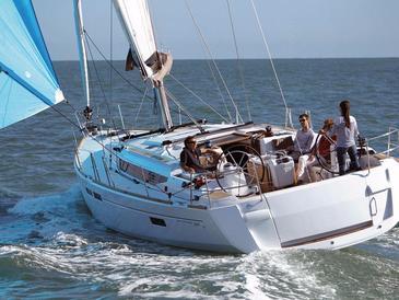 Yacht charter Sun Odyssey 469 | C-SY-3788