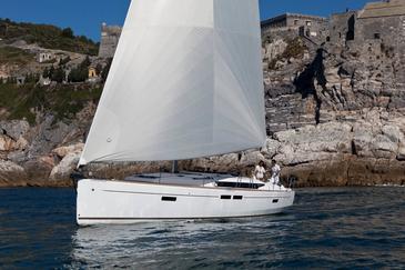 Yacht charter Sun Odyssey 479   C-SY-3787