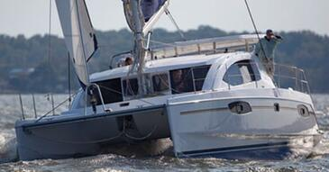 Yacht charter Sunsail Leopard 38 | C-SY-4221