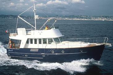 Čarter plovila Beneteau Trawler 42 | C-MB-1108