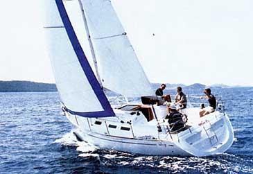 Yacht charter Vektor 36 | C-SY-691