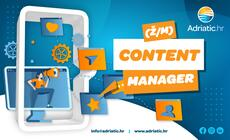 Adriatic.hr - Social Media & Content manager (m/ž)