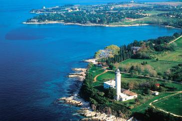 Latarnia morska Savudrija Savudrija (Istria)