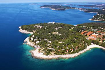 Maják Verudica Punta Verudela (Istrie)