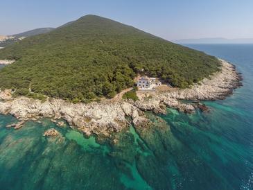 Lighthouse Crna Punta Koromačno (Istria)