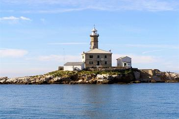 Latarnia morska Sv. Ivan na pučini Sv. Ivan (Istria)