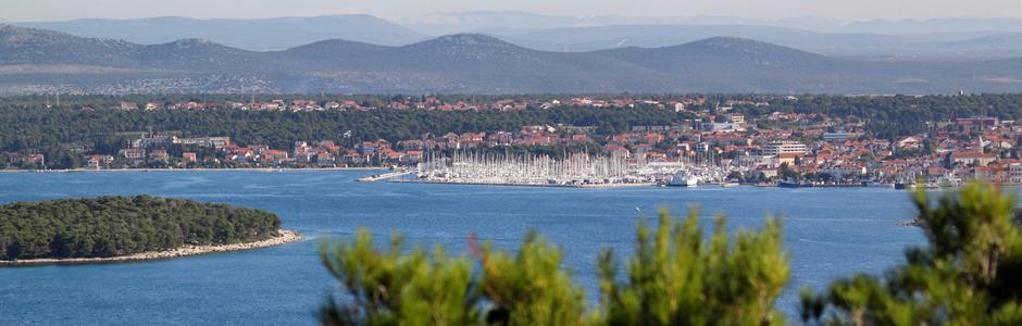 Riviera Biograd Croazia