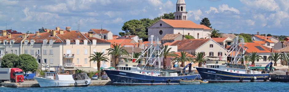 Biograd na Moru Chorvátsko
