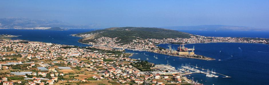 Riviera Čiovo Chorvatsko