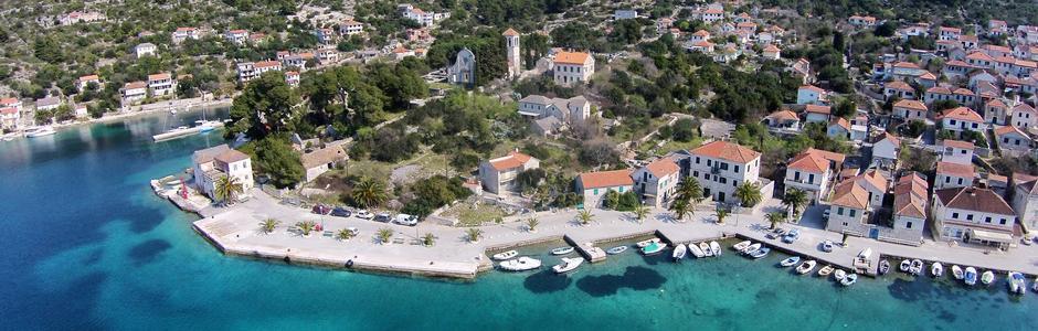 Drvenik Veliki Chorvatsko
