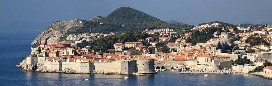 Riviera Dubrovnik Chorvatsko