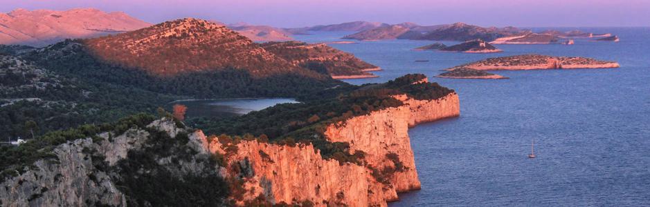 Riviéra Dugi otok Chorvátsko