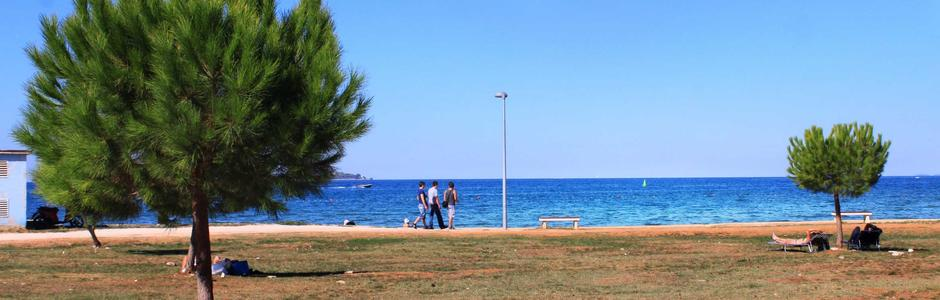 Riviera Fažana Chorvatsko