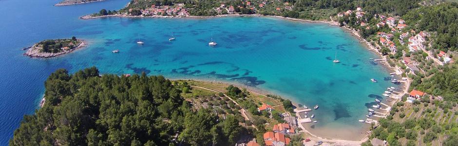 Gradina Chorvatsko