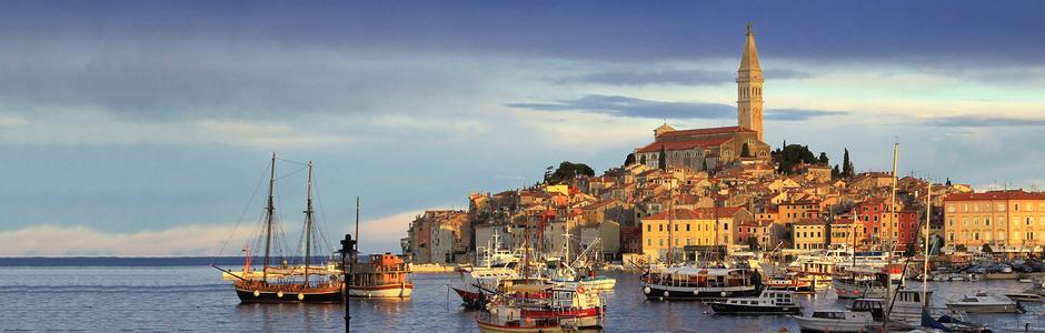 Istra Chorvatsko