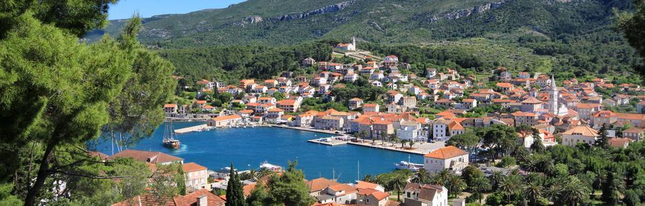 Jelsa Chorvatsko