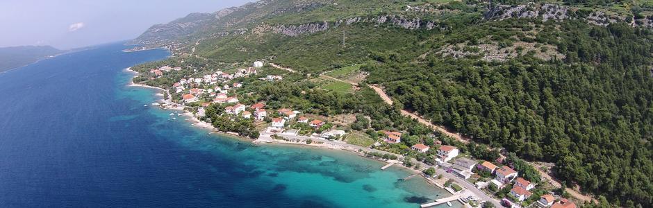 Kuciste Perna Apartments Rooms Houses Luxury Villas