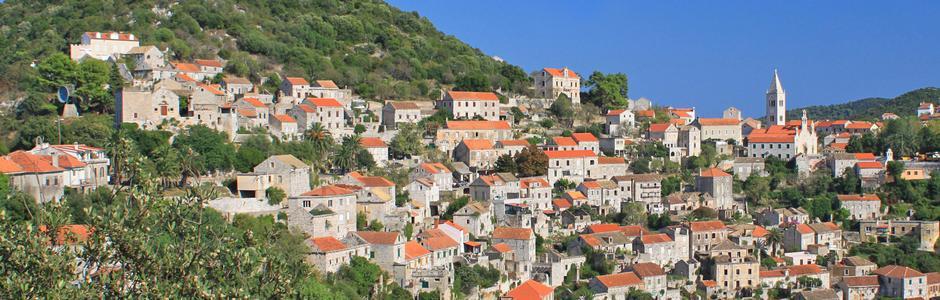 Lastovo Chorvatsko