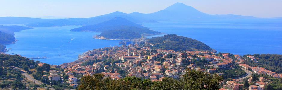 Riviera Lošinj Croatie