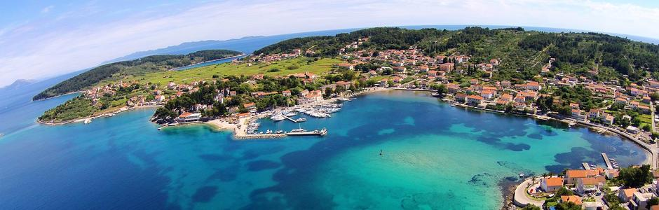 Lumbarda Chorvatsko