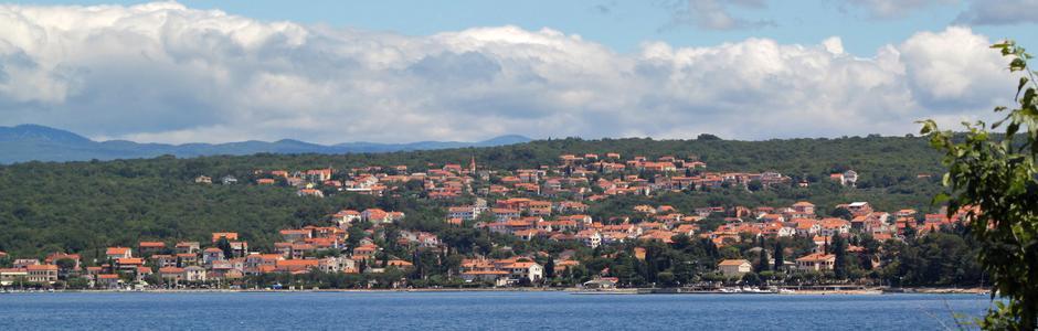 Malinska Chorvatsko