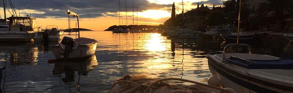Maslinica Chorvatsko