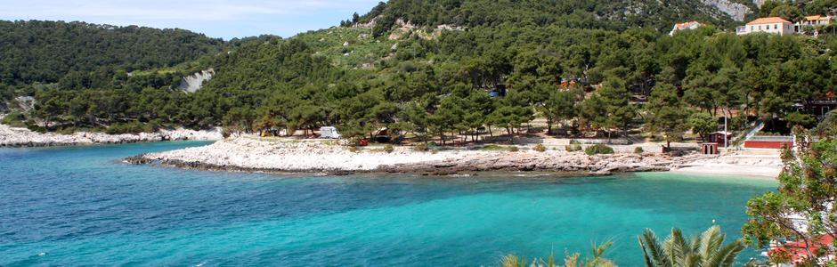 Milna Chorvatsko