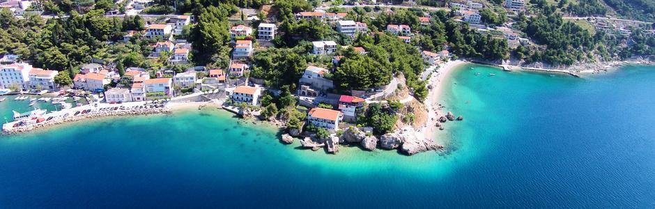 Mimice Omis Apartmany Pokoje Domy Luxusni Vily Adriatic Hr